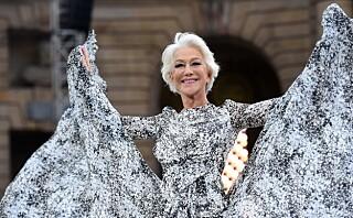 Helen Mirren stjal showet
