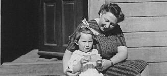 Lille Ruth (2) fra Tromsø ble drept i Auschwitz