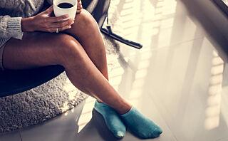 «Sarah» tjener penger på å selge brukte sokker