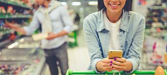 Så mye kan du spare hvis du bruker dagligvarebutikkers fordelsavtaler