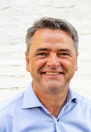 KKs økonomiekspert, Magne Gundersen. FOTO: SpareBank 1