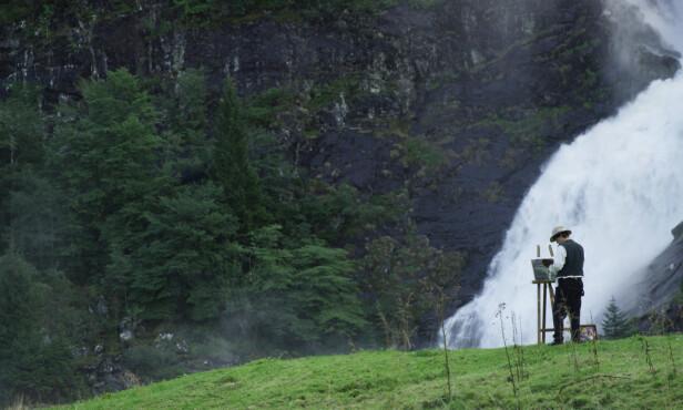 JØLSTER: Filmen viser naturskjønne omgivelser i Sogn og Fjordane. FOTO: Norsk Filmdistribusjon / Handmade films in Norwegian Woods