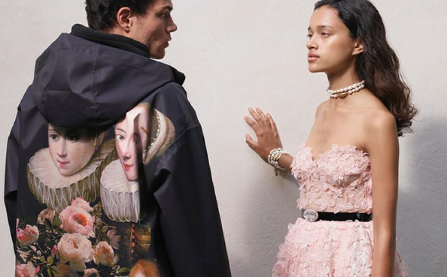 GIAMBATTISTA VALLI x H&M: Kolleksjonen er i salg fra 7. november. Foto: Kyle Weeks
