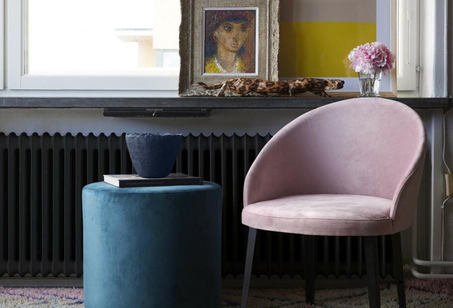 NYTT INTERIØR: Vi viser deg hvordan du kan fornye hjemmet ditt - rom for rom! FOTO: Produsenten