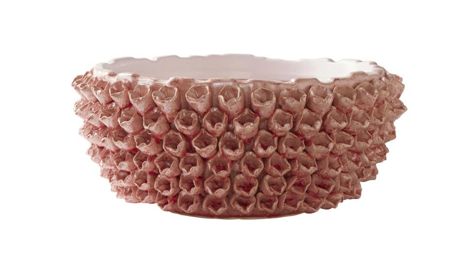 Keramikkskål (kr 700, Jotex). FOTO: Produsenten