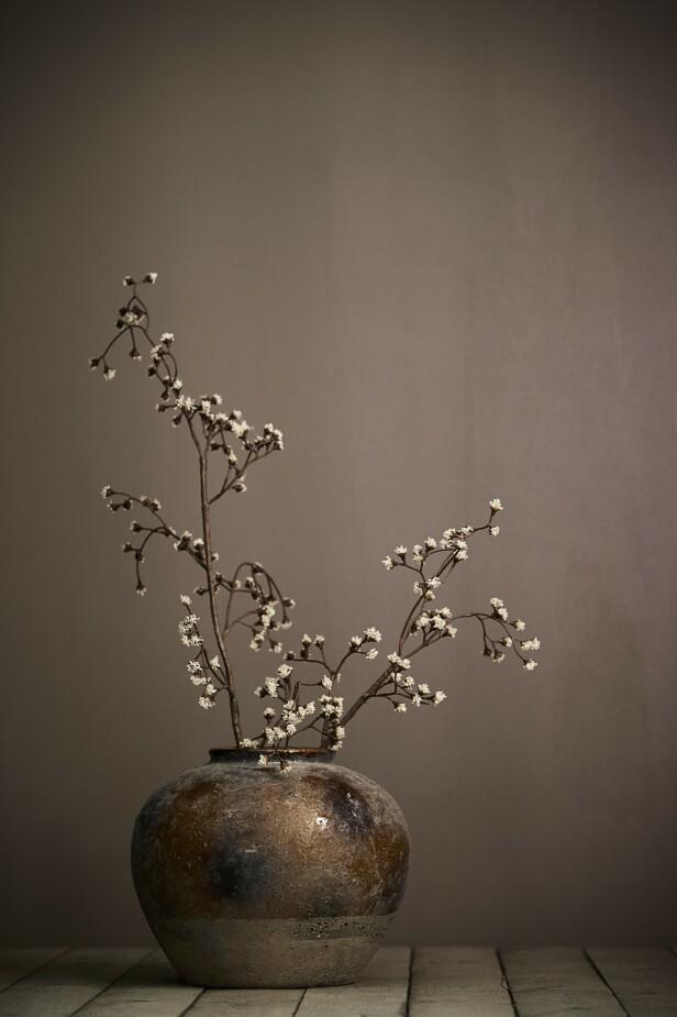 Krukken er fra høstkolleksjonen til Lene Bjerre. FOTO: Produsenten
