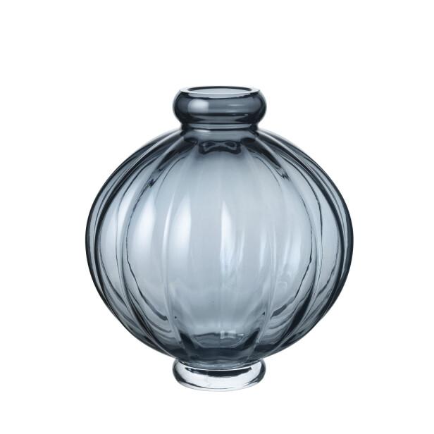 Glassvase (kr 945, Louise Roe). FOTO: Produsenten