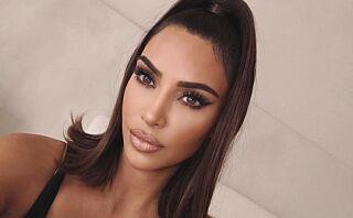 Kim Kardashians dobbeltgjenger er helt lik stjernen