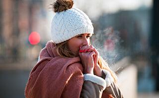 Hvorfor fryser noen lettere enn andre?
