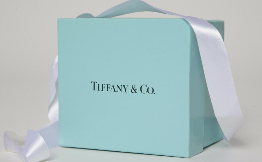 ADVENTSKALENDER: 24 luker med smykker i hver eneste en. For 1,1 millioner kroner kan den bli din. FOTO: NTB Scanpix