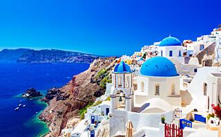 Reis på luksustur til Hellas - og få betalt