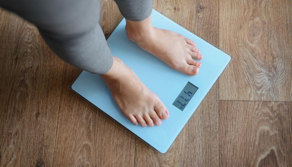 OVER VEKT OG ARV: Gener har betydning for risikoen for overvekt. FOTO: NTB Scanpix