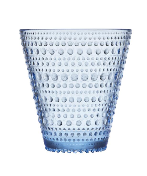 Glass (kr 240 for 2 stk., Iittala). FOTO: Produsenten