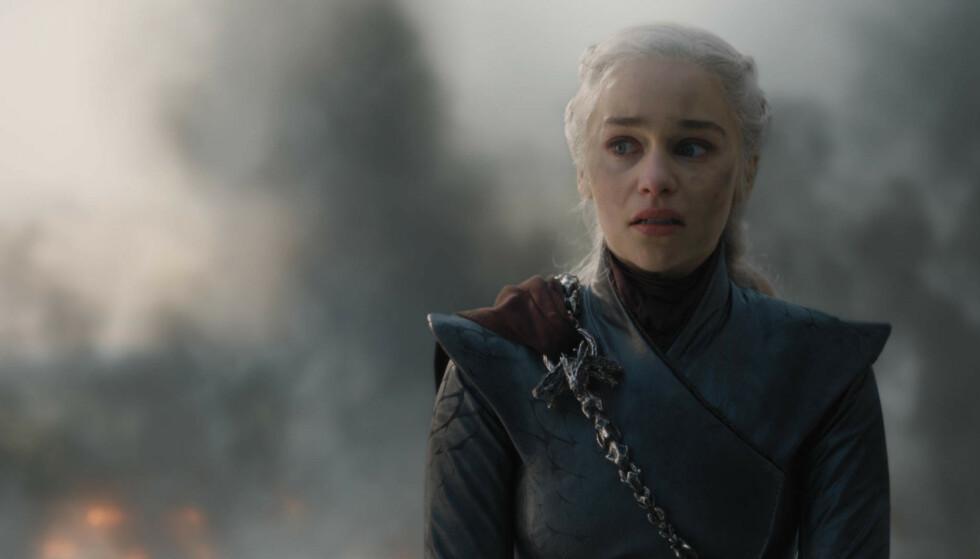 <strong>STOR SUKSESS:</strong> Emilia Clarkes karriere tok virkelig fart etter at vi så henne i rollen som Khaleesi i Game of Thrones.