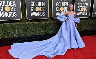 Golden Globes-kjolen forsvant