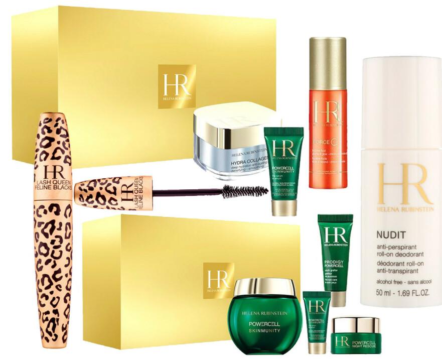 MÅNEDENS PRODUKT: Denne måneden får du 30 prosent på utvalgte Helena Rubinstein produkter. FOTO: Produsentene