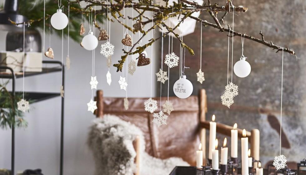 Slik kan du komme i julestemning: 24 ideer til advent