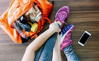 Hvor ofte bør vi vaske treningstøyet?