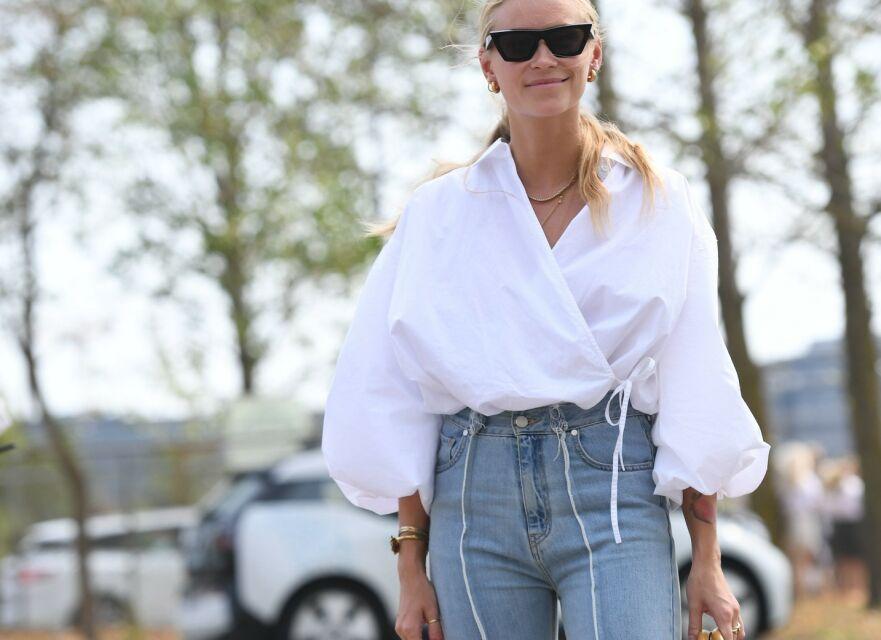 KLASSIKER: Vi elsker jeans og kommer nok aldri til å bli lei. Foto: NTB Scanpix