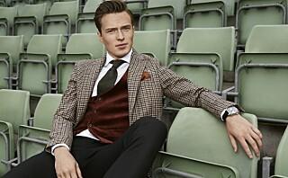 Årets best kledde mann: Karsten Warholm