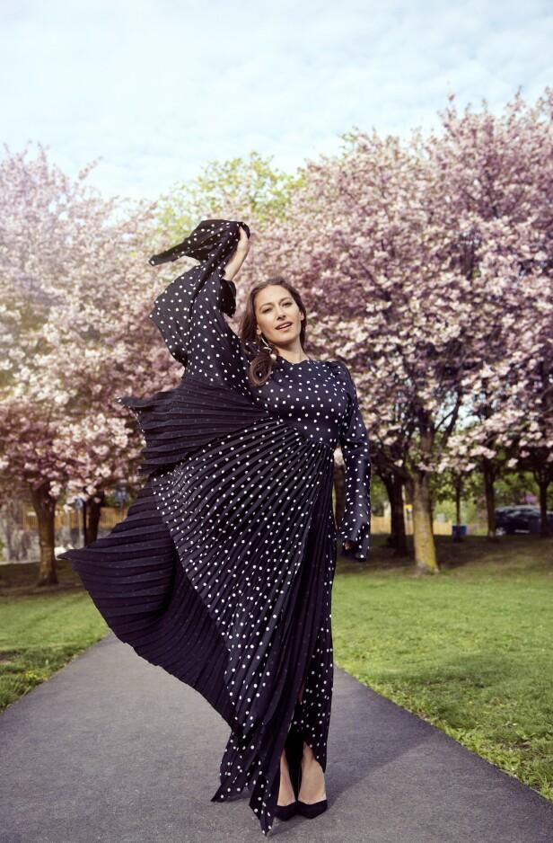 Kjole fra Khaite. Foto: Julie Pike for KK