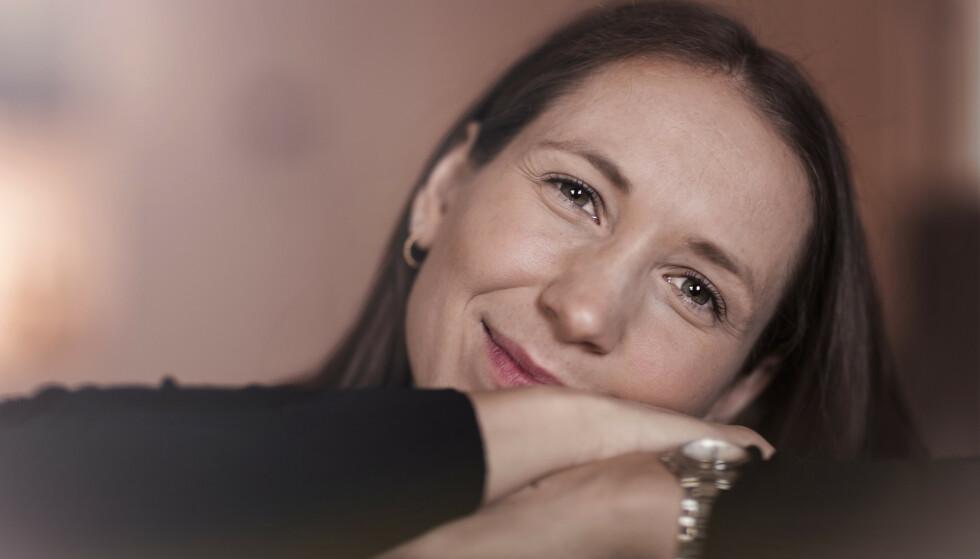 OPPMERKSOMHET: Astrid har lagt godt merke til den økende oppmerksomheten som har oppstått rundt Ingebrigtsen-familien etter at de fikk sin egen serie på NRK. FOTO: Astrid Waller