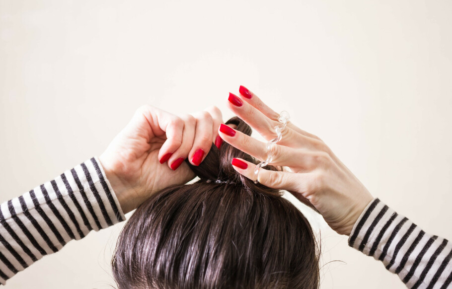 HYGIENE ER VIKTIG: God håndhygiene er alltid viktig, uavhengig av bruk av hårstrikk, sier ekspert.