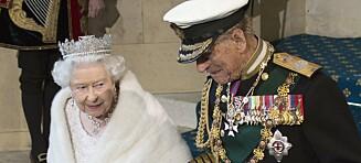 Setter foten ned - nå blir det forbudt med pels i dronningens garderobe