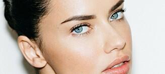 Adriana Lima (38) deler sine beste skjønnhetstips