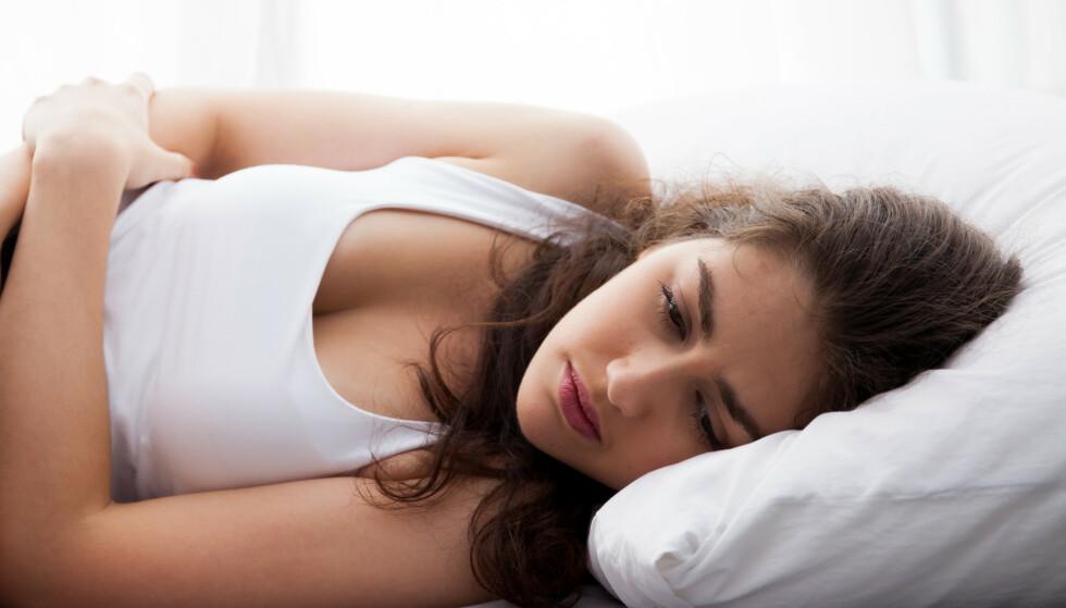 KAN LIGNE HVERANDRE: - Det er dannelsen av smertefremkallende stoffer som gjør at PMS og influensa kan ligne hverandre i noen symptomer, sier gynekologen. FOTO: NTB Scanpix