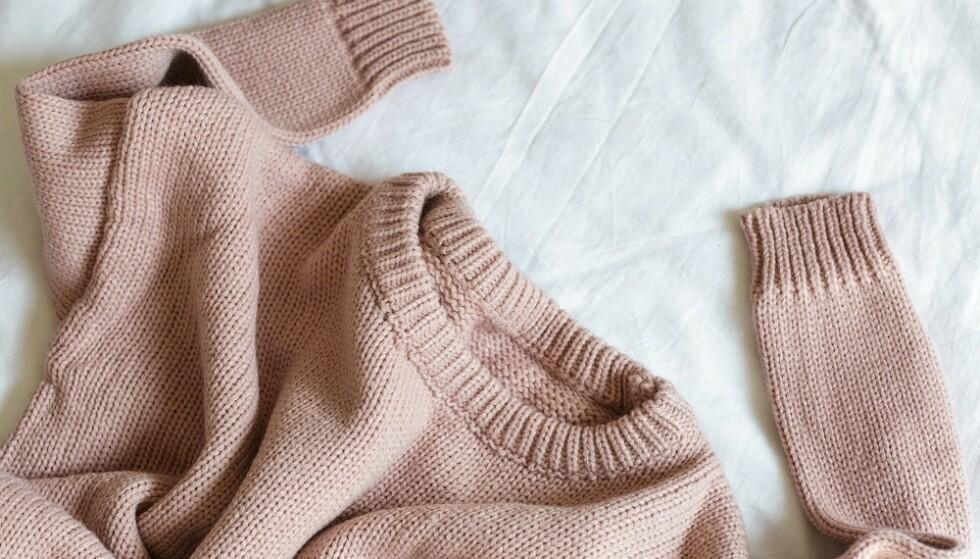 TA VARE PÅ PLAGGENE: Det er flere ting du bør tenke på når du vasker og tørker klær. FOTO: Scanpix