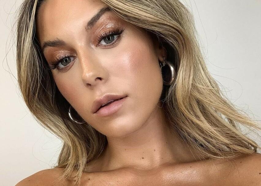 SLÅR TILBAKE: Nå svarer selskapet som eier Bianca Ingrossos sminkemerke, Caia Cosmetics, på kritikken som hagler. FOTO: Instagram