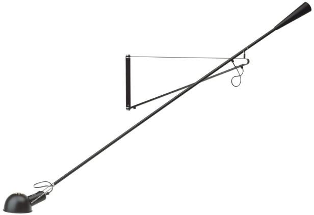 Vegglampen «Frama»   (kr 7900, Flos). FOTO: Produsenten