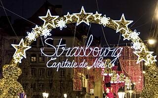 Julestemning i Strasbourg