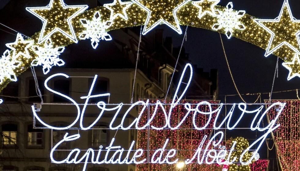 Kom i julestemning i vakre Strasbourg