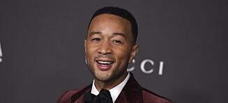 Verdens mest sexy mann heter John Legend