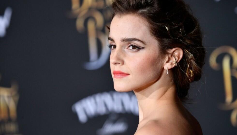 EMMA WATSON: Snart fyller superstjernen, aktivisten og feministen Emma Watson tredve, og da gjør hun seg noen tanker om å være singel. FOTO: NTB Scanpix