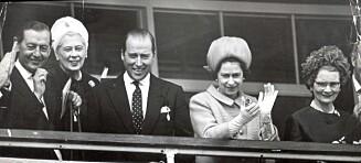 Rystet over Netflix-påstander om at dronning Elizabeth skal ha vært utro