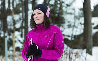 Ragnhilds (37) hjerte stanset plutselig i skiløypa