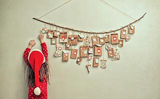 Så mye bruker vi på julekalendere hvert år