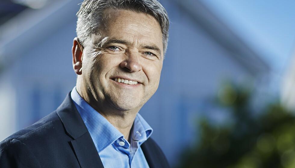 KKs økonomiekspert, Magne Gundersen. FOTO: Sparebank1