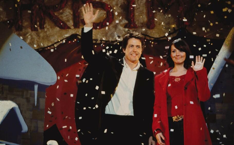 LOVE ACTUALLY: Det er 16 år siden «Love Acatually» rullet over skjermen for første gang. FOTO: NTB Scanpix