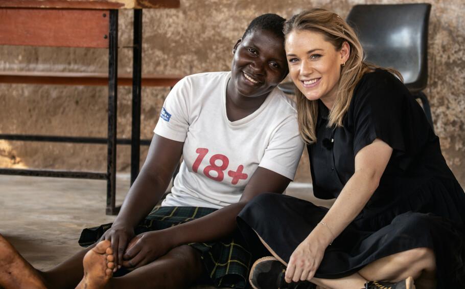 VIKTIG: Denne historien om Isabel er fortalt fra en kultur, et sted og en person som lever veldig annerledes enn det vi gjør. FOTO: Plan International Norge