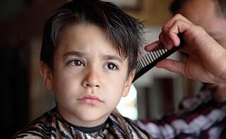 Nytt påfunn gjør barn redde for å klippe håret
