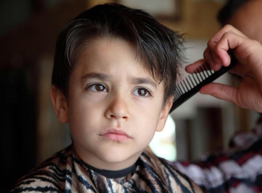 VIL IKKE KLIPPES: Tør ikke barnet ditt klippe seg? Dette kan være forklaringen. FOTO: NTB Scanpix