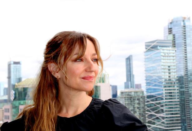 MYE ARBEID: Andrea Bræin Hovig sier til KK at hun har brukt mye fra sitt eget liv inn i arbeidet. Håp hadde verdenspremiere under filmfestivalen i Toronto i Canada i september. FOTO: NTB scanpix