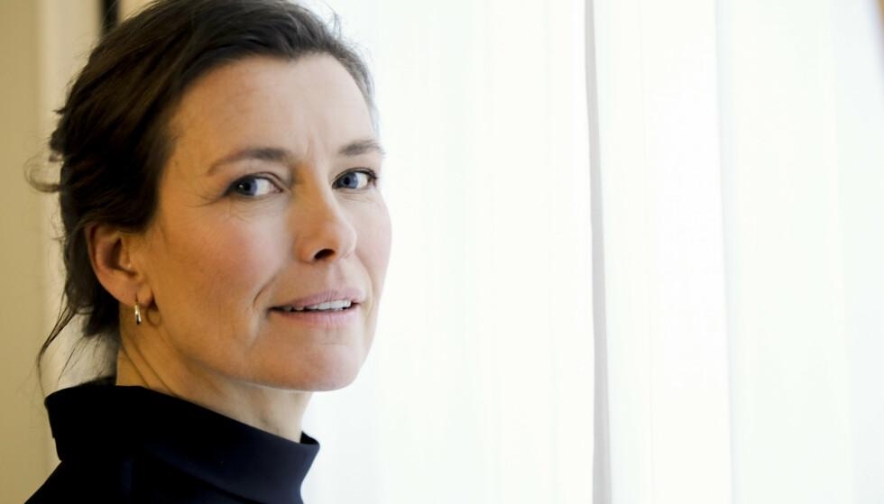 PERSONLIG: Regissør Maria Sødahl har delt av egne erfaringer i spillefilmen Håp. FOTO: NTB scanpix