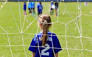 Datterens fotballtrening koster 10 000 kroner i året