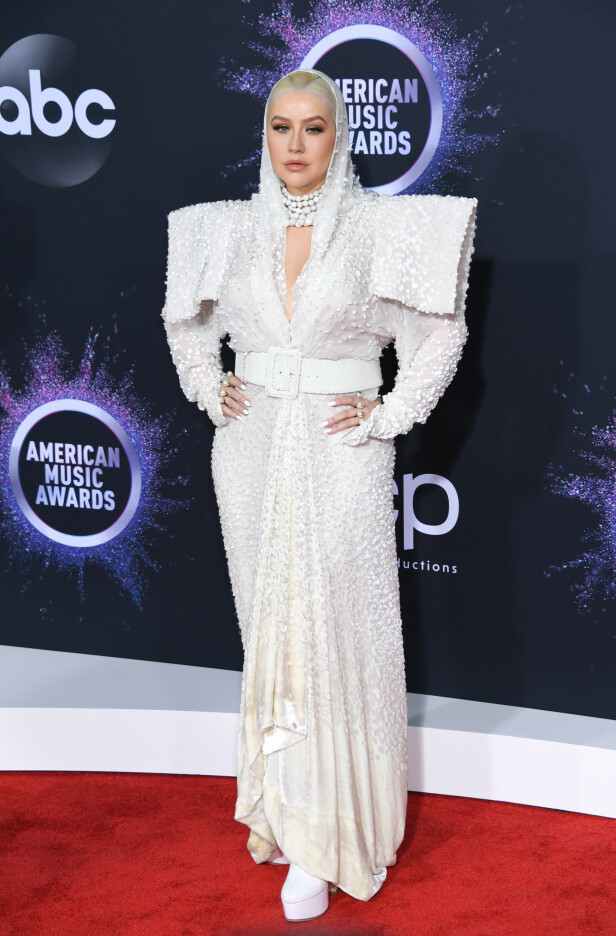 Christina Aguilera. Foto: NTB Scanpix