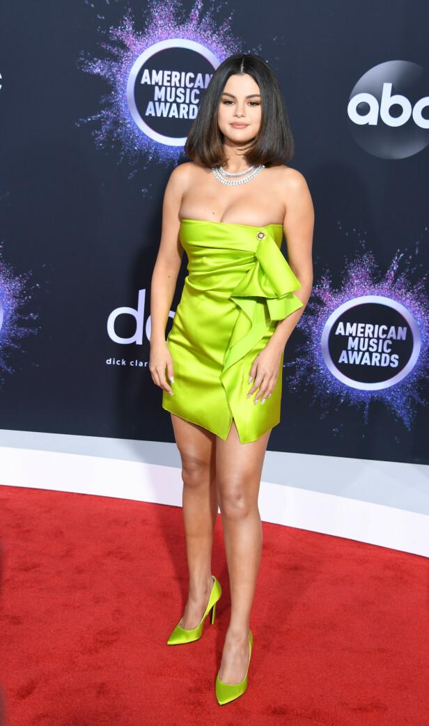 Selena Gomez. Foto: NTB Scanpix